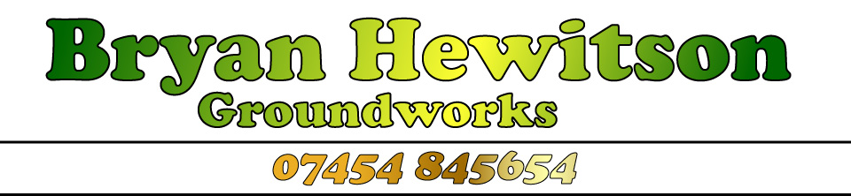 Bryan Hewitson Landscaping and groundworks Ayrshire